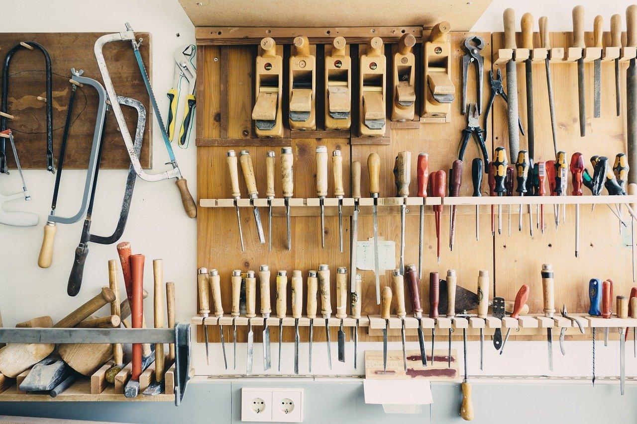 servante d'atelier : pratique